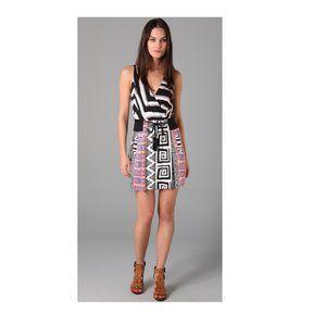 Diane Von Furstenberg Sleeveless Wrap Dress Sz 6